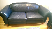 Leather couches Heathmont Maroondah Area Preview