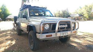 1994 Nissan Patrol st GQ Alice Springs Alice Springs Area Preview