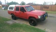 1995 Toyota Hilux Ute Liverpool Liverpool Area Preview