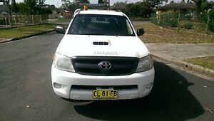 TOYOTA HILUX SR 2007 TURBO DIESEL DUEL CAB Mount Pritchard Fairfield Area Preview