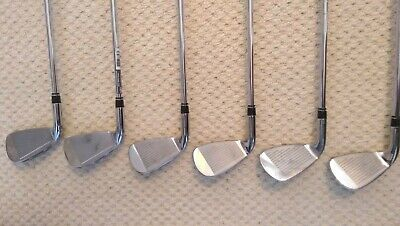 Wilson d7 regular irons 5 to PW good condition