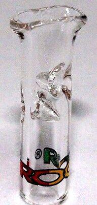 ROOR Glass Tip FLAT~ONLY AUTHORIZED ROOR DISTRIBUTOR~BUY 3 GET 1 FREE~