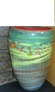 BRAND NEW HAND MADE ART VASE DESIGN FROM CANADA FOR SALE