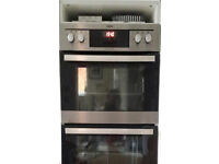 AEG Built in Double Oven - 2 Years Old