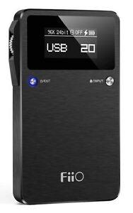 Fiio - Alpen2 - E17K USB DAC Headphone Amplifier New in Original Box!