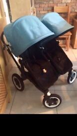 Bugaboo Donkey Duo Double Pushchair