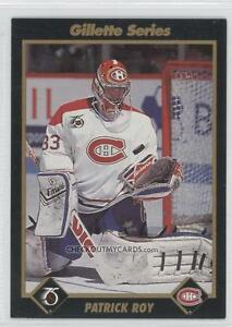 1991-92 GILLETTE .... HOCKEY CARDS .... complete 48 card set