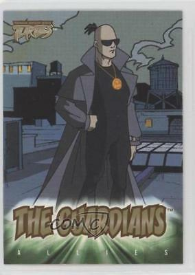 2003 Fleer Teenage Mutant Ninja Turtles Series 1 Gold #62 The Guardians Card 3c7 - The Gold Ninja