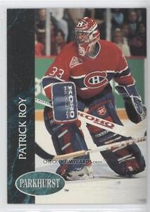 1992-93 PARKHURST, SERIES 1 .... hockey cards .... complete set