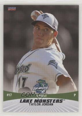 2010 Choice Vermont Lake Monsters Taylor Jordan (Quality Taylors Lakes)