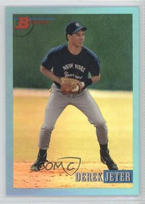 2013 Bowman Best Players of All Time Blue Sapphire Derek Jeter #511 (All Time Best Players)