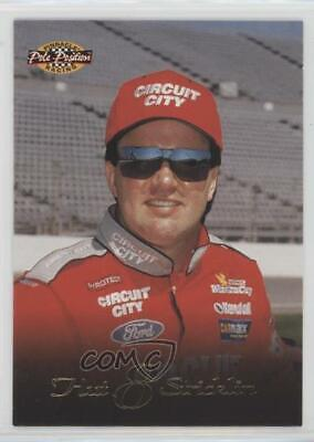 1996 Pinnacle Pole Position Hut Stricklin (Summit Hut)
