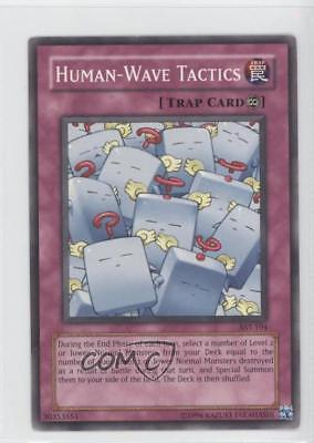 Unlimited Edition x3 AST-104 Lightly Played Common Human-Wave Tactics
