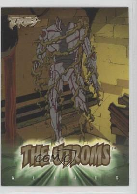 2003 Fleer Teenage Mutant Ninja Turtles Series 1 Gold #61 The Utroms Card 3c7 - The Gold Ninja