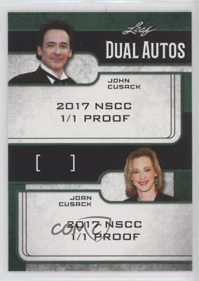 2017 Leaf Pop Century National Convention Proofs  Jcjc John Cusack Joan 1 1 0Q0