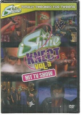 Shine knect vol 3 season 2 hit tv show dvd totally tweaked for tweens new (Movies For Tweens)