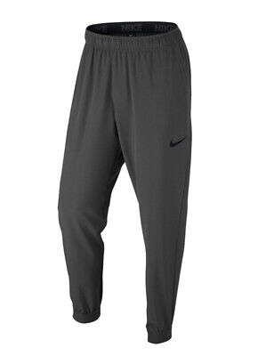 NWT Men's Nike Essential Flex Training Pants - Gray - Medium