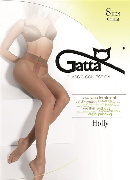 """Gatta """"Holly"""" 8 den Strumpfhose - ideal für den Sommer  in Gr. S - M - L"""
