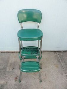 ISO retro chair step stool