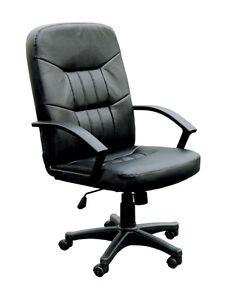 Office chair keep sinking down?