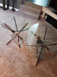 Glass coffee tables for sale