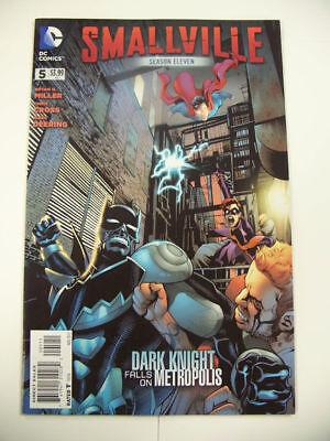 WB SMALLVILLE * SEASON 11 * Comic Book # 5 ~ 1ST PRINT ~ SUPERMAN Meets BATMAN