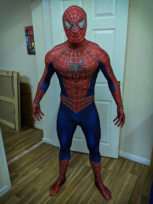 Spider-Man 3 Movie Replica Costume Suit