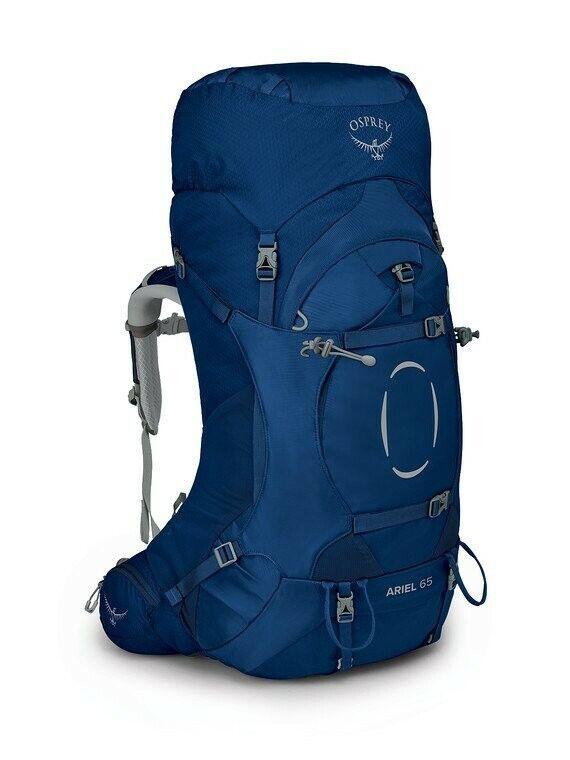 OSPREY Backpack Ariel 65 Ceramic Blue WM/L 4.89lb