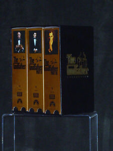 The Godfather Collection - DVD Trilogy