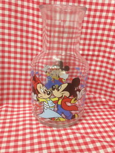 Mickey and Minnie Juice Decanter, Mickey Mouse, Minnie Mouse Kingston Kingston Area image 3
