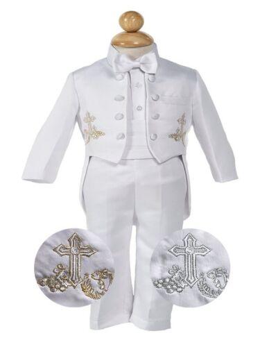 Boy Baptism Outfit/Traje de Bautizo para Nino P17/YKI-403