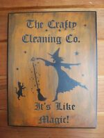 The Crafty Cleaning Co.