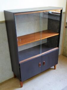 Mid Century display cabinet or tv unit McLaren Flat Morphett Vale Area Preview