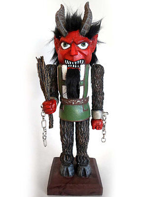 Krampus Nutcracker, Limited Edition - READY TO SHIP FOR XMAS