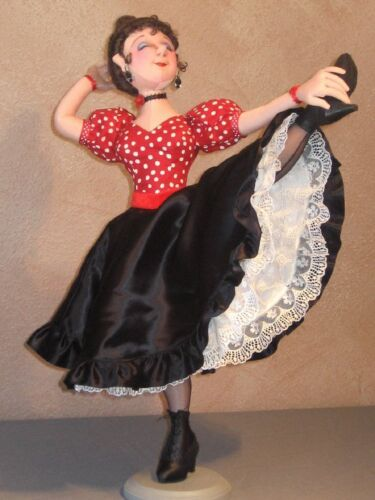 """""""Le Danseur Can-Can"""" Costume Sewing Pattern for """"La Femme"""" By Arley Berryhill"""