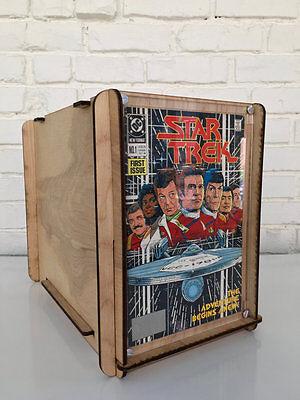 Comic Book Storage and Display Box
