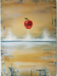 "32″ x 48″ Original Oil Painting ""New Beginning"""