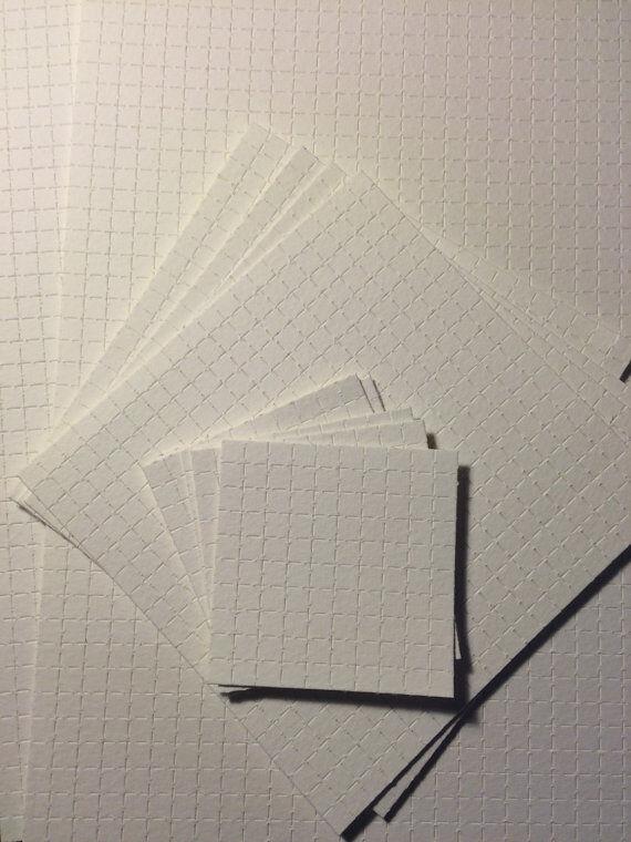 """Finden, vergleichen, kaufen - Blank Perforated Acid Free Blotter Paper 7.5"""" x 10"""" sheet auf eBay.co.uk ab 4.98 GBP"""