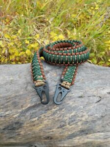 Handmade Paracord Rifle Slings and Bow Slings