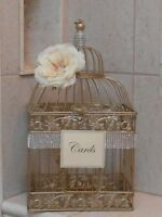 Birdcage for wedding cards for rent
