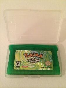 Pokemon-Leaf-Green-Version-GBA-LeafGreen-Nintendo-Gameboy-Advance-Game-Boy