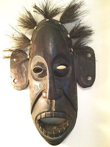 Huge Collectible Tribal Mask