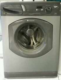 Hotpoint silver washer dryer WD640