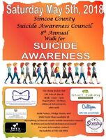 8th Annual Suicide Awareness Walk