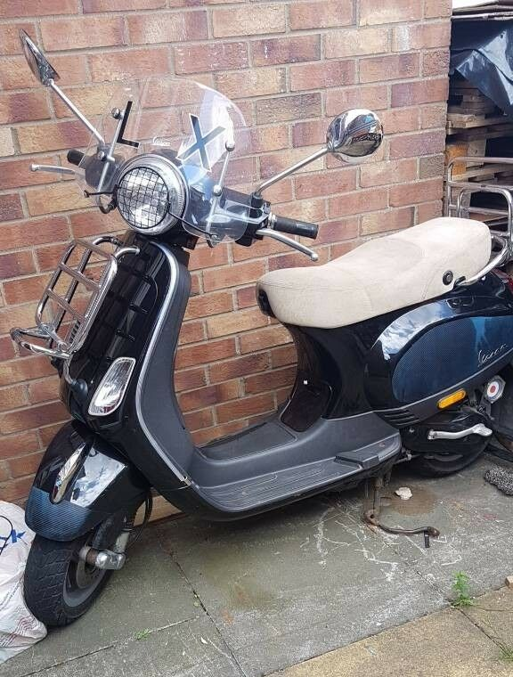 Vespa LX 50 4T Touring -11 Roller/Scooter Bronze Perseo