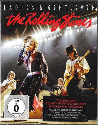 The Rolling Stones - Ladies & Gentlemen (2010)  Blu-ray  NEW/SEALED  SPEEDYPOST
