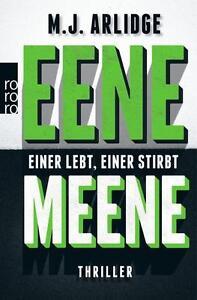 Arlidge, M: Eene Meene von M. J. Arlidge (2014, Taschenbuch), UNGELESEN