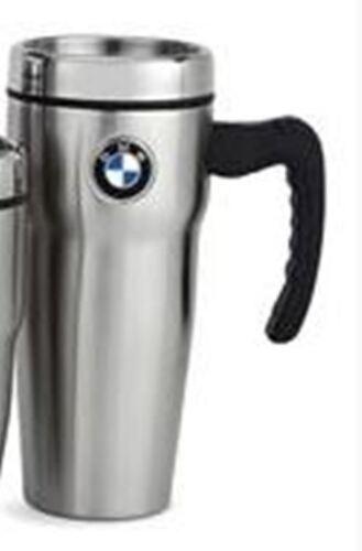BMW ROUNDEL TRAVEL MUG WITH HANDLE 16oz