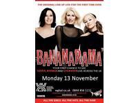 Bananarama (Blackpool 2 x Front Row Seats)