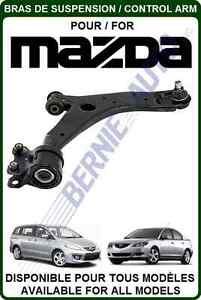 New lower control arm with ball joint for Mazda3 04-09